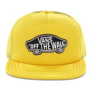 {Vans} classic patch trucker hat